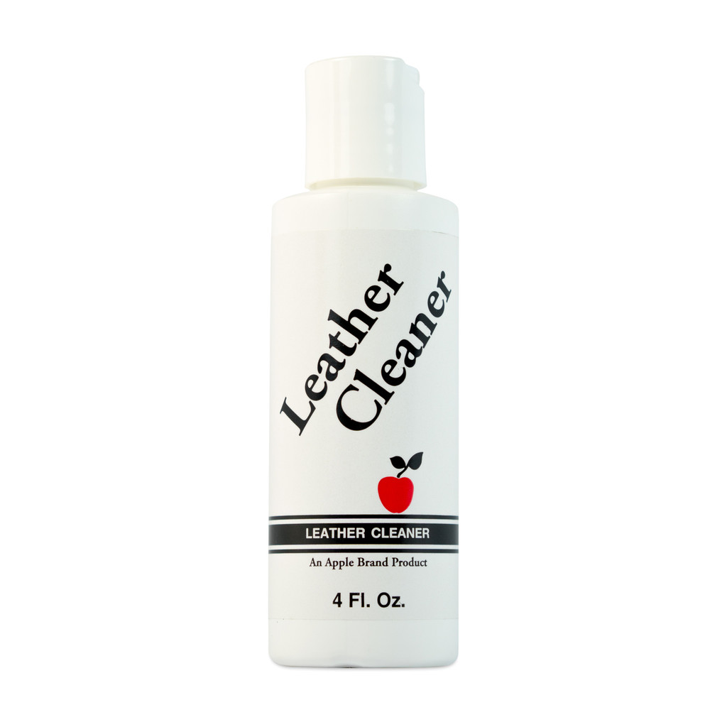 Apple Brand Leather Cleaner
