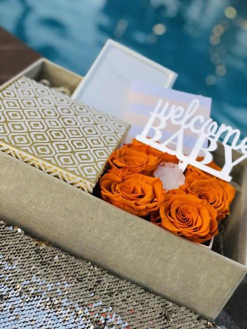 Unisex Baby Shower Gift Box