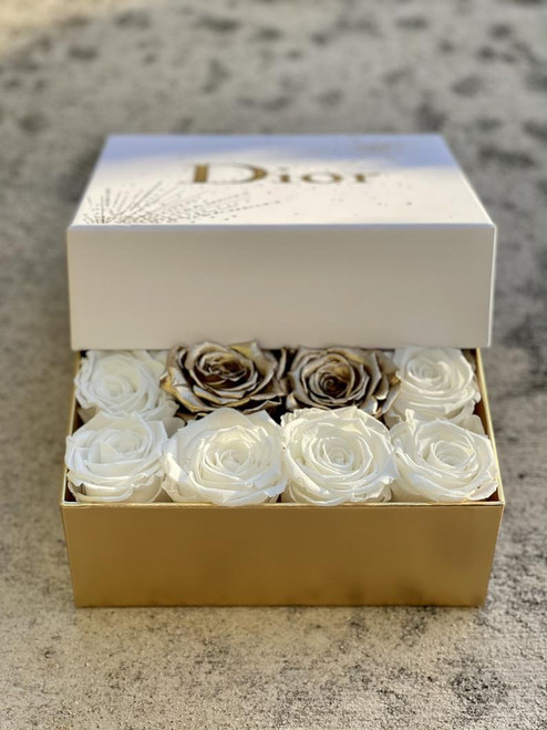 Designer Box with Eternity Roses