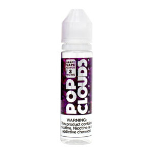 Perfectly ripe and sweetened grapes covered in a sweet sugary coating for delicious vaping.
