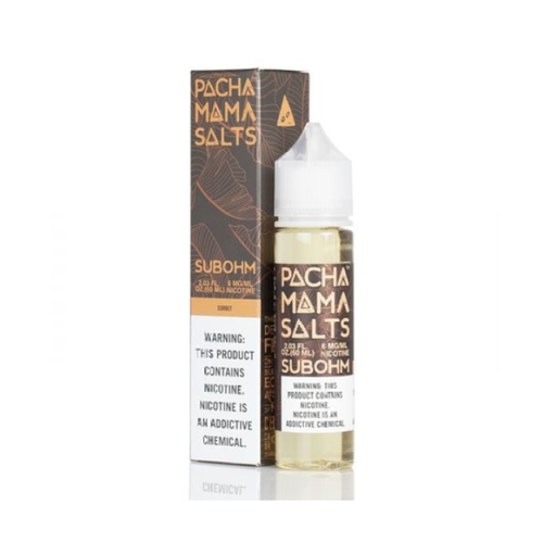 Sorbet SubOhm Salts E-Liquid by Pachamama