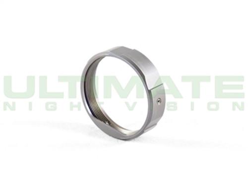 RQE Objective Retaining Titanium D-Collar