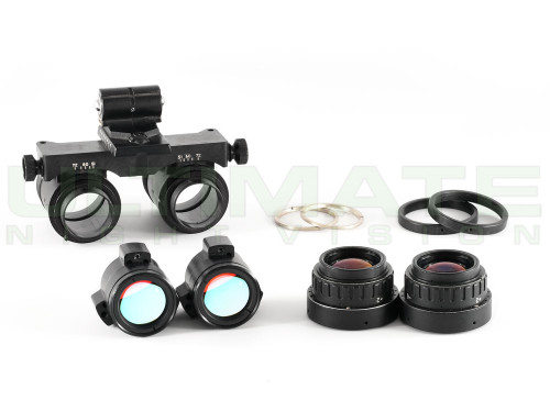 Harris F4949 AN/AVS-9 ANVIS Refurbished Parts Kit with Optics