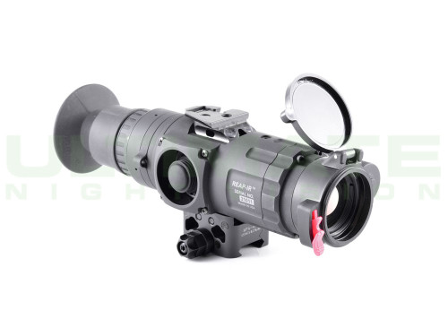 REAP-IR 640X480 35mm 2.5X - 20X Mini Thermal Rangefinding Sight