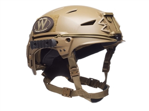 Team Wendy LTP EXFIL Bump Helmet - Coyote Brown Size 1 (M/L)