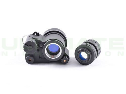MOD-3 ASTRO C-Mount Night Vision Monocular with Gain Control - Filmless White Phosphor