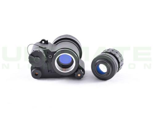 MOD-3 ASTRO C-Mount Night Vision Monocular with Gain Control - Filmless White Phosphor