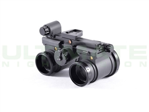 MOD-3 Binocular Housing Complete Parts Kit for PVS-14 Style Lenses No Gain Control