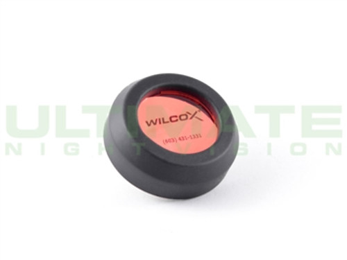 Wilcox Amber Filter Cover Assembly for the AN/PVS-14/15/18 and F5050