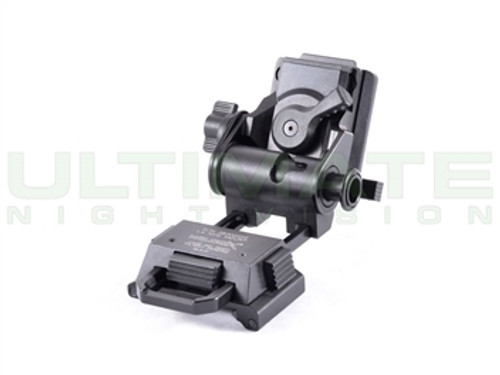 Wilcox L4 G22 Non-Breakaway Extended Travel Mount - Black