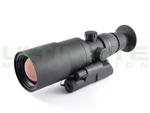 USED - IR Hunter MK III 60mm 4.5X-35X Thermal Rangefinding Weapon Sight