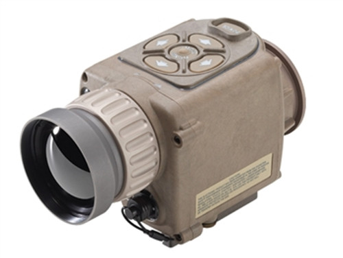 EOTech CNVD-T2, Clip on Night Vision Thermal w/laser pointer and picture capture - LE ONLY - CQT-001-A12