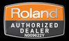 Roland Gold Series Balanced Microphone Cable - 25ft