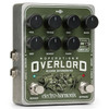 Electro-Harmonix Operation Overlord Allied Overdrive Pedal with Power Supply