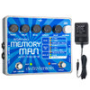 Image of Electro-Harmonix Stereo Memory Man w/ Hazarai Delay Looper Pedal w/ Power Supply