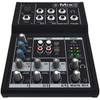 Mackie Compact Mix5 5-Channel Mixer with Cables