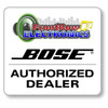 Bose Rear Speaker Cables, Left Right 294523-2010 - Black
