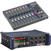 Zoom F8n Multi Track Field Recorder with Zoom FRC-8 F-Control Mixing Control Surface
