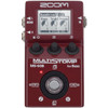 Zoom MS-60B Multi-Stomp Bass Pedal with Cables and Cleaning Cloth