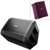 Image of Bose S1 Pro Multi-Position PA System with Play-Through Cover - Night Orchid Red