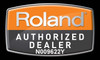 Roland RMC-B25 Black Series Balanced Microphone Cable - 25ft