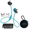 Bose SoundSport Wireless Ear Phones and Charging Case Bundle - Aqua