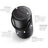 Bose Portable Home Speaker with Charging Cradle - Triple Black