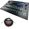Roland AIRA MX-1 Mix Performer with 10ft Instrument Cable