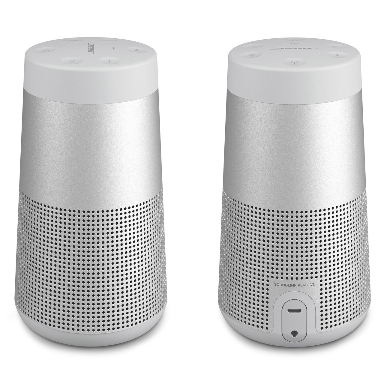 Bose SoundLink Revolve Bluetooth Speaker Pair - Lux Gray
