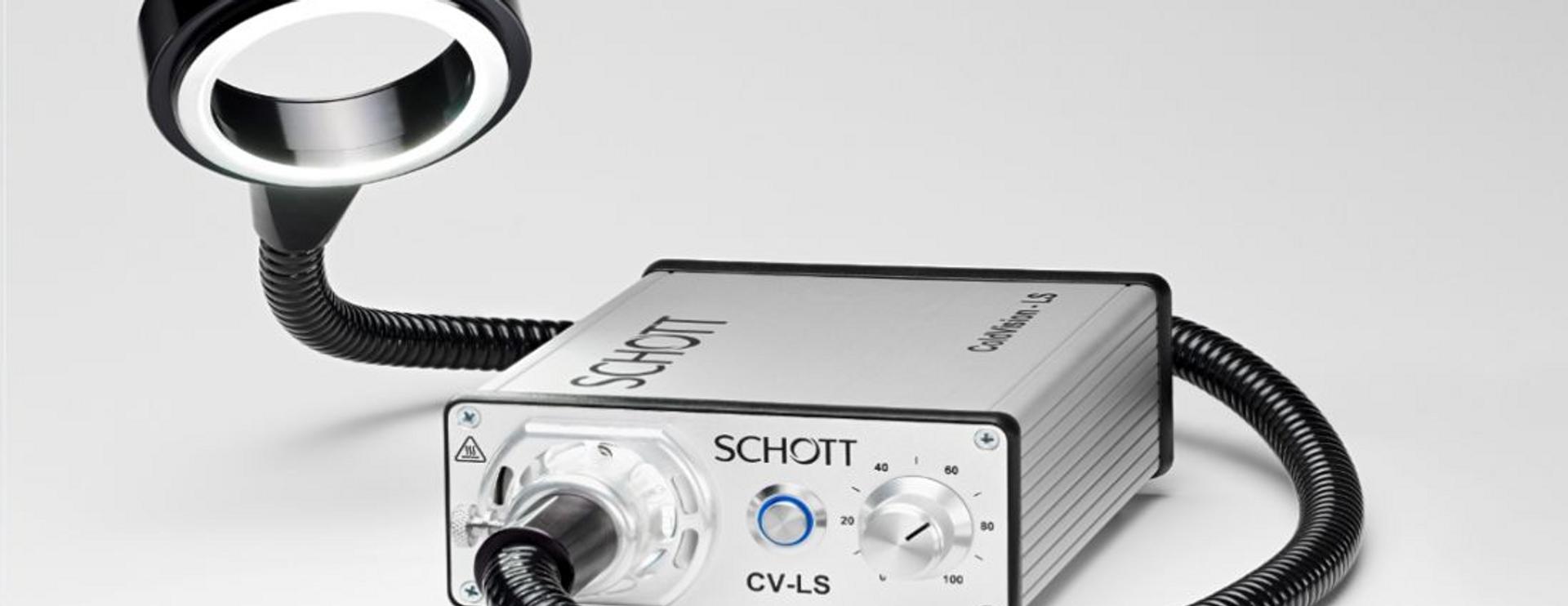schott A20980 CV-LS