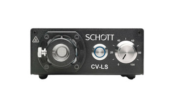 Schott A20980 LED Fiber Optic Light Source Front
