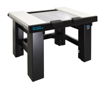 TMC 68-500 series cleanbench vibration isolation table