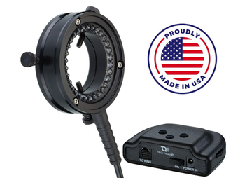 Techniquip PROLINE 30 LED Ring Illuminator Made in USA