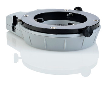 Frontal view of Techniquip SlimLINE 40 LED Ring Light Illuminator