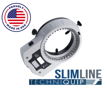 Techniquip SlimLINE 40 LED Ring Light Illuminator