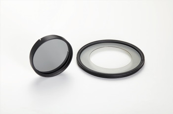 Polarizer Set for SCHOTT EasyLED Ringlights (400.550)