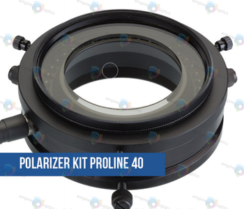 Techniquip Proline 40 Polarizer/Analyzer Kit (P40-PLZR-KIT)