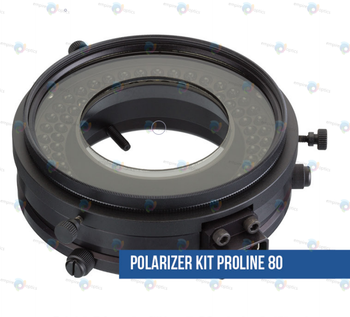 Polarizer/Analyzer Kit for Proline 80 Ring Illuminator