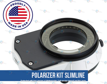 Techniquip Slimline 40 Polarizer kit