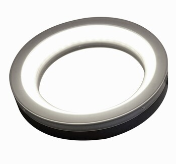 MORITEX CompaVis LED High Power Diffused Ring Illuminator CV-HR Series