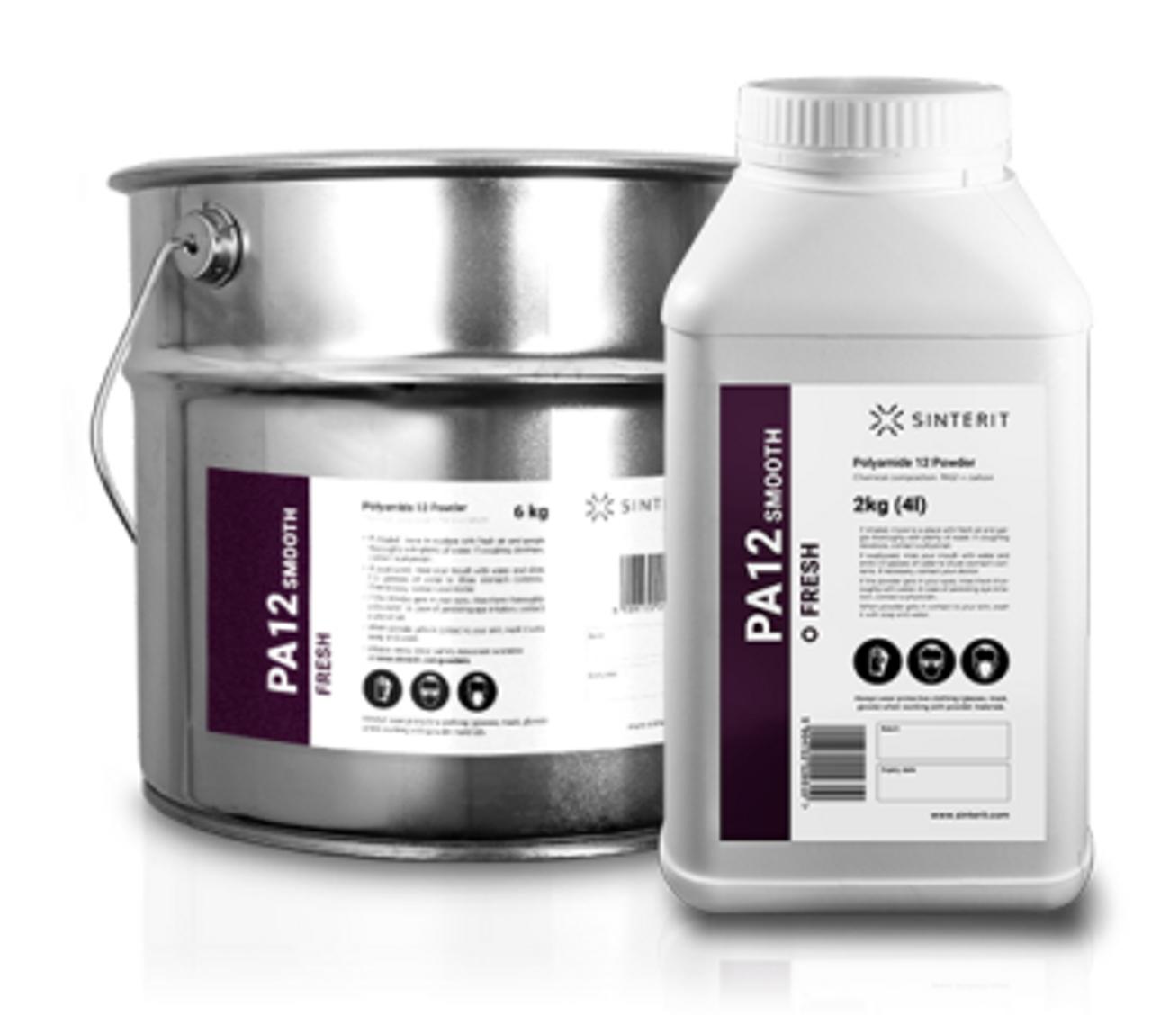 PA12 Smooth- Starter Powder (6kg)
