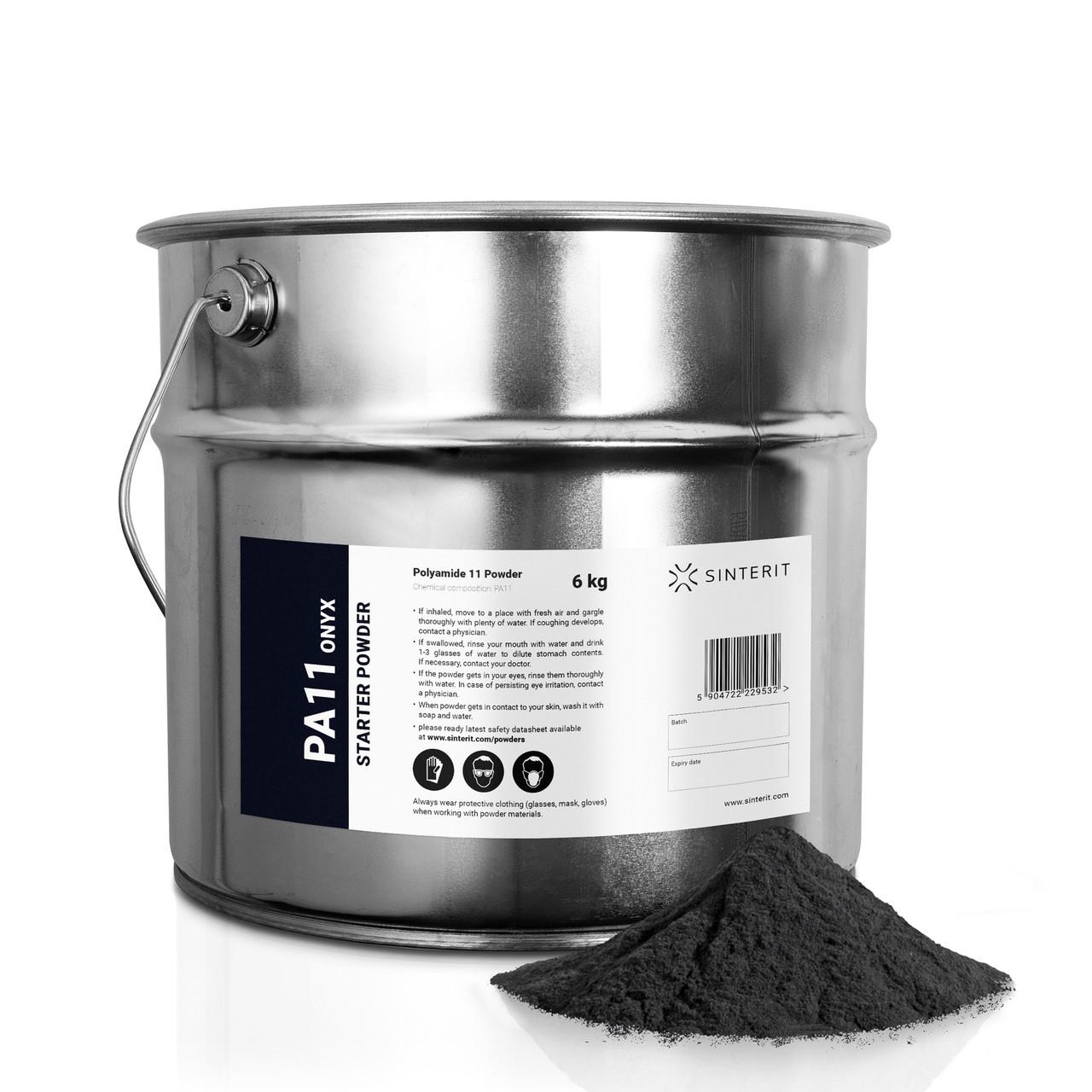 PA11 Onyx - Starter Powder - 6kg