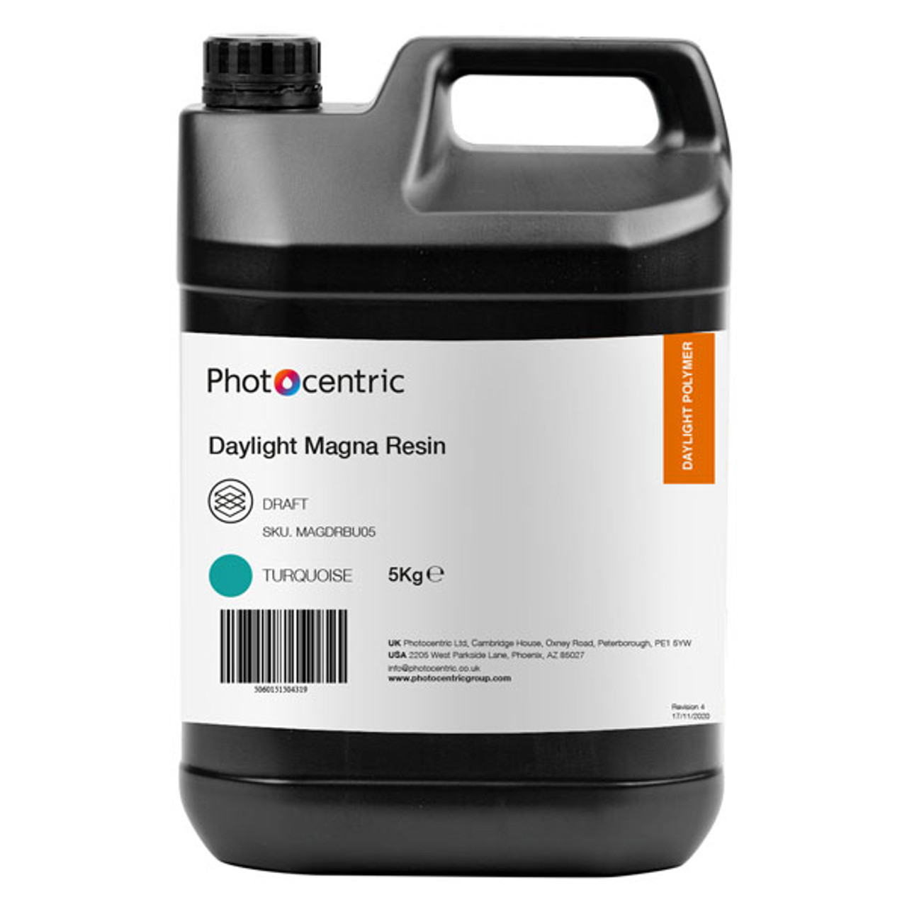 5kg Magna Draft