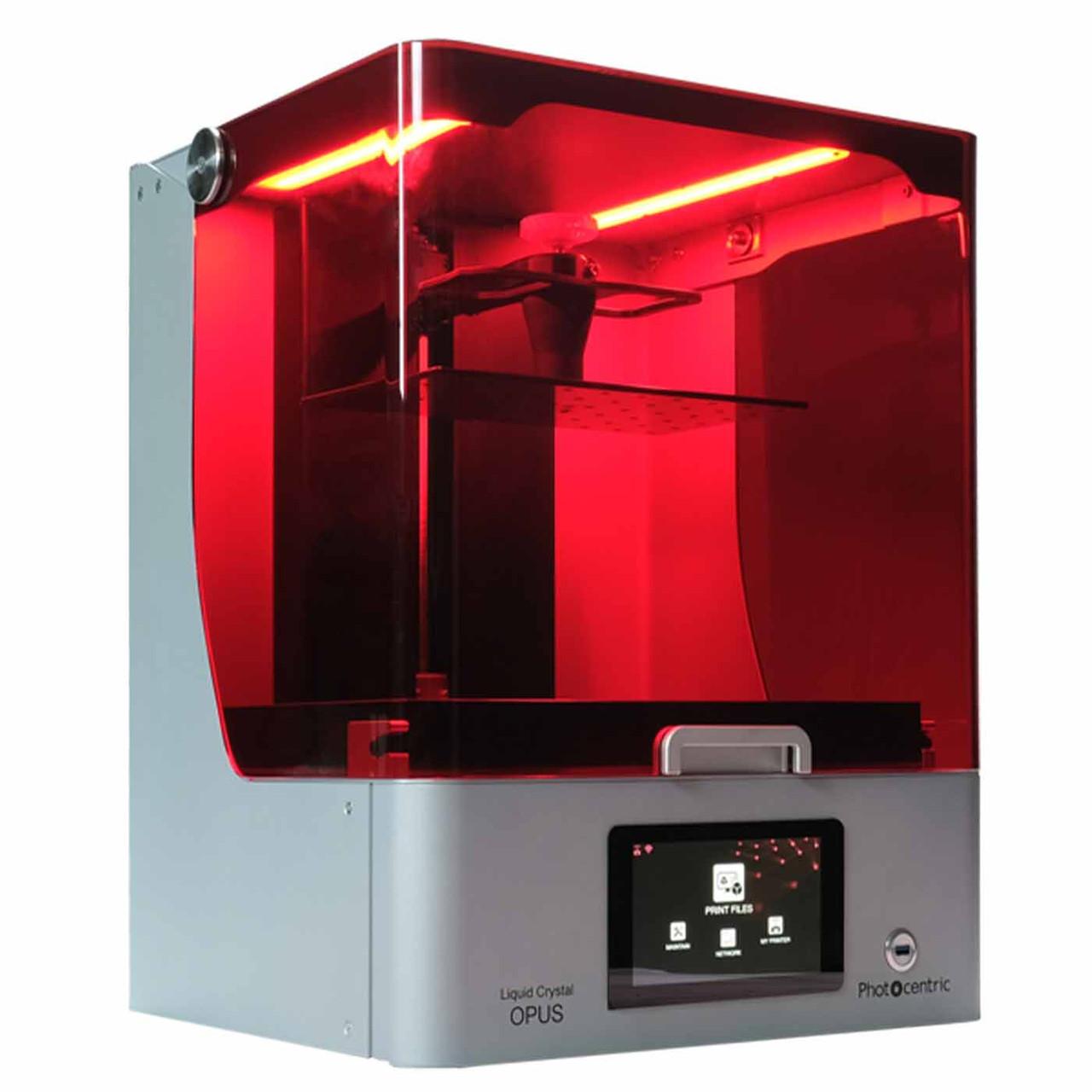 LC Opus resin LCD 3d printer