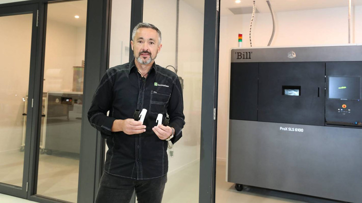 Company offers to 3-D print ventilator parts during Level 4