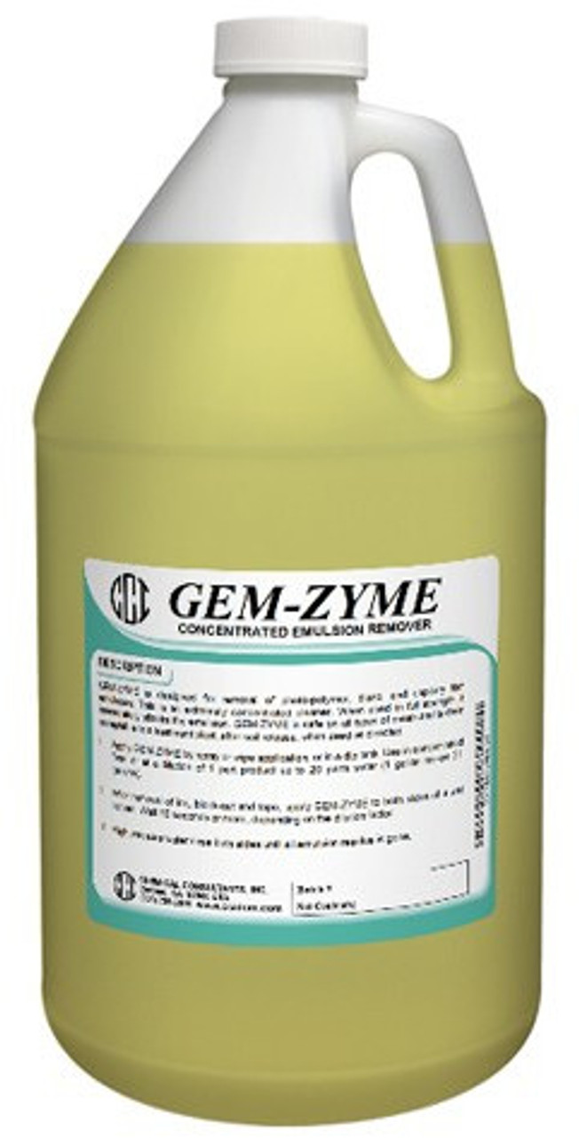 CCI GEM-ZYME Gallon