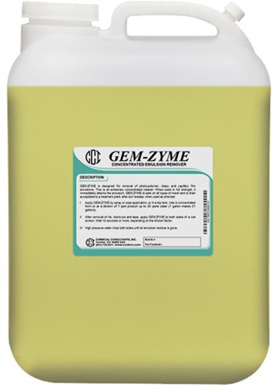 CCI GEM-ZYME 5 Gallon