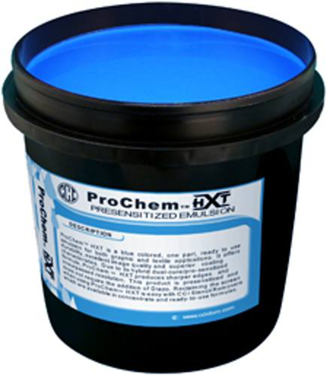 CCI ProChem HXT Blue Photopolymer Pre Sensitized Emulsion