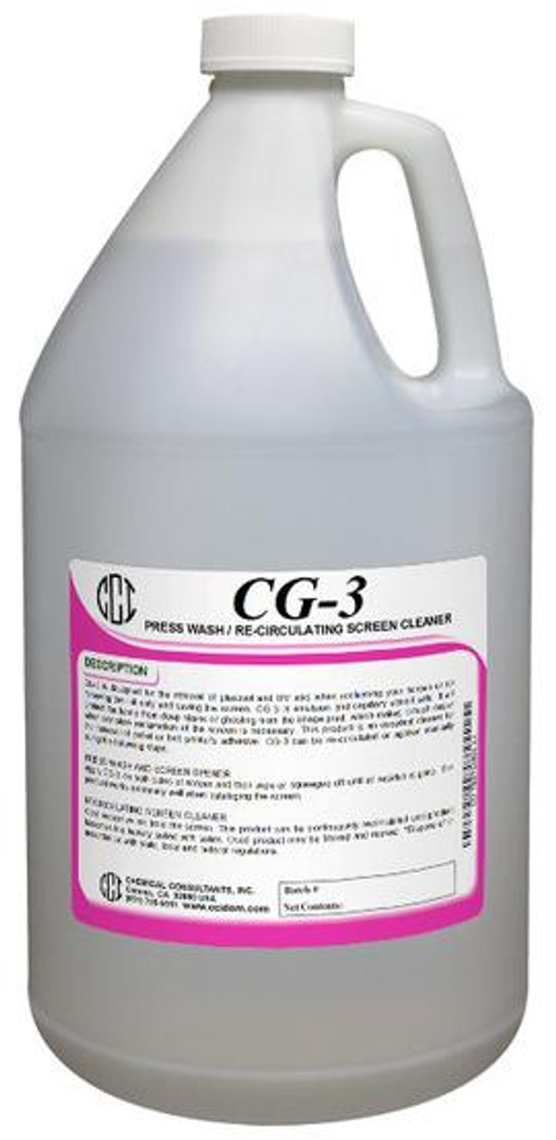 CCI CG-3 Press Wash Gallon