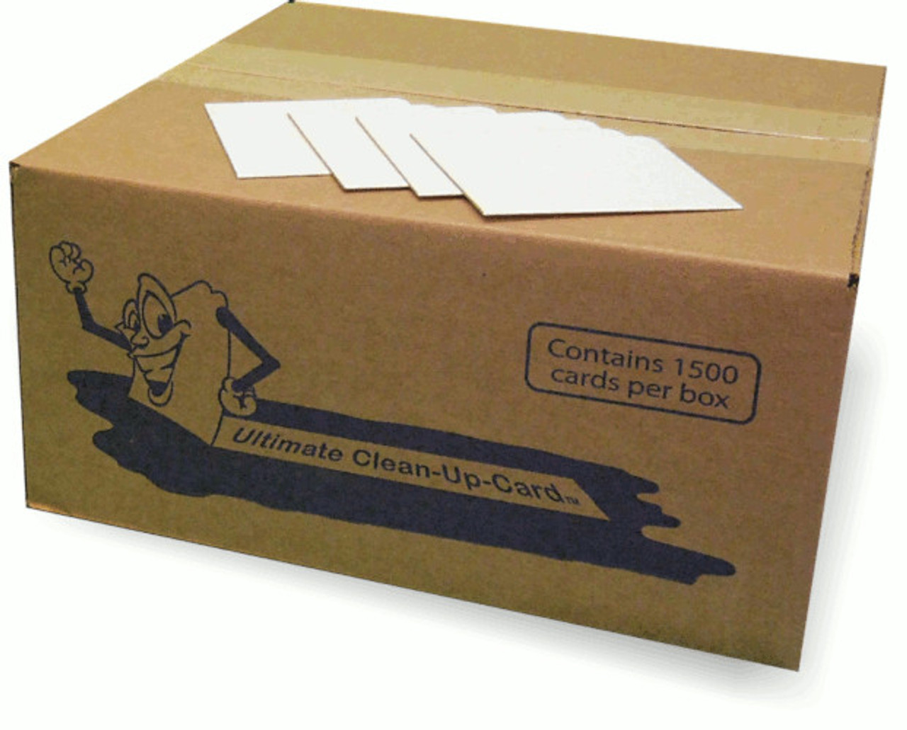 Ultimate Cleanup Cards, Case of 1500